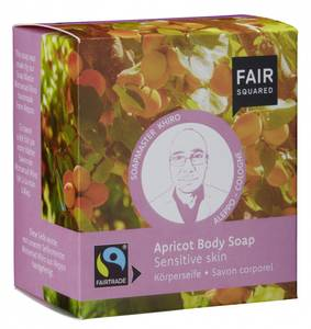 Bilde av Fair Squared Body Soap Apricot Sensitive Skin